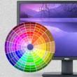 настройка цвета монитора