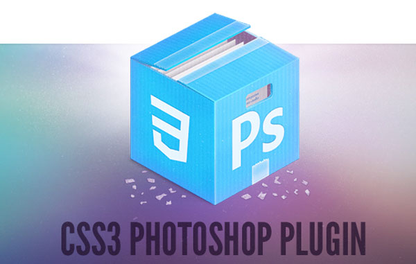 CSS3Ps, плагин для фотошопа