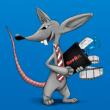 персонаж крыса